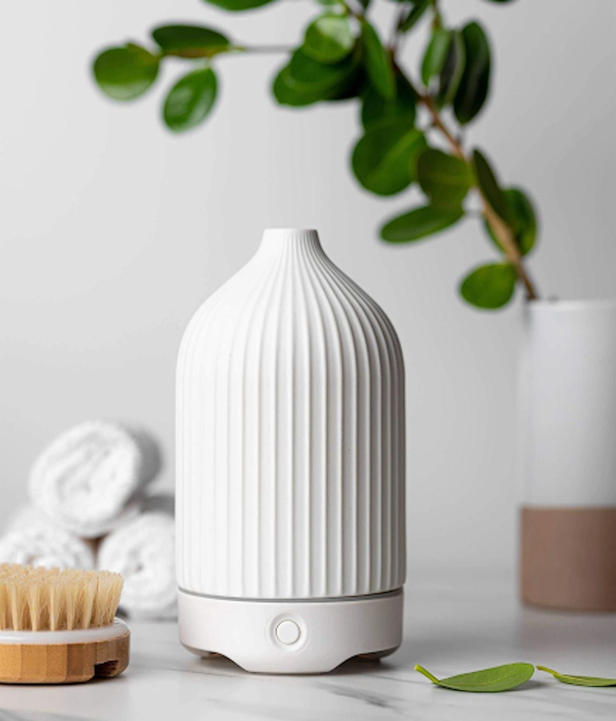 Texture & Lines Ceramic Diffuser