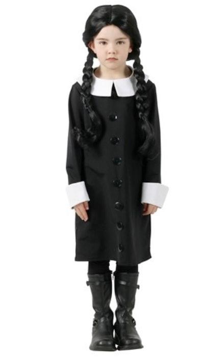 Addams Family Wednesday Addams Kid Costume