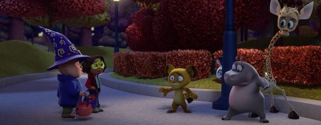 'Madagascar: A Little Wild — A Fangtastic Halloween' is streaming on Hulu.