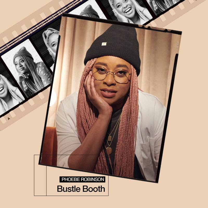 The star of the new Madewell campaign, Phoebe Robinson talks denim trends, '90s celebrity crushes, a...