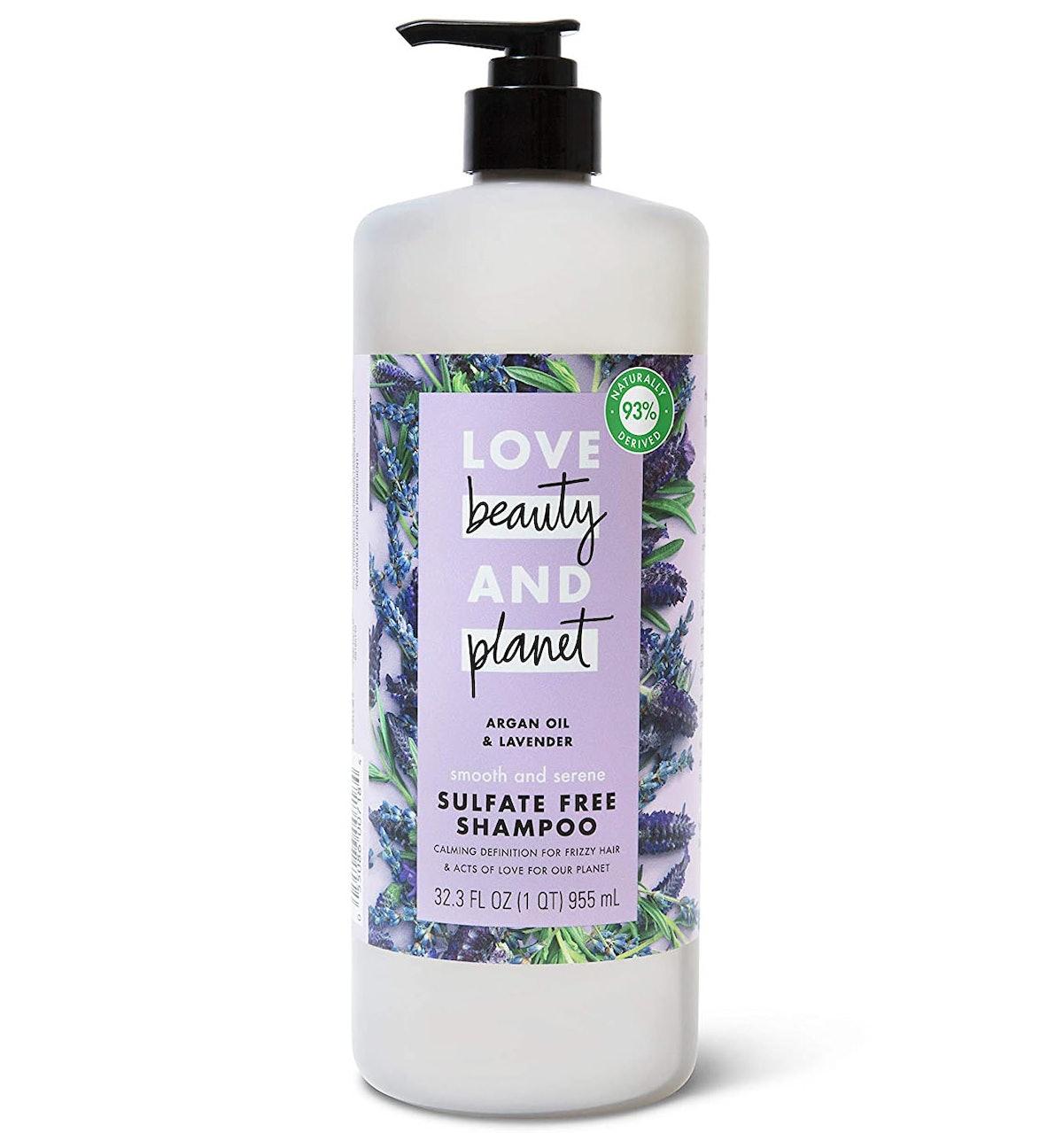 Love Beauty And Planet Smooth & Serene Shampoo