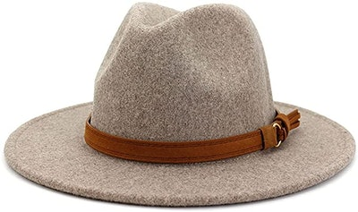 Lisianthus Classic Wool Fedora