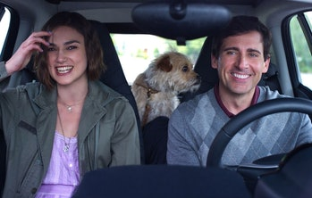 Penny (Keira Knightley), Dodge (Steve Carell), and his dog Sorry embark on an apocalyptic road trip ...