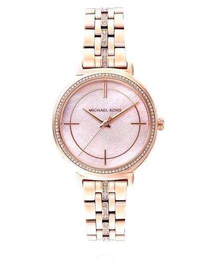 Michael Kors Cynthia Women's Rose Gold Watch
