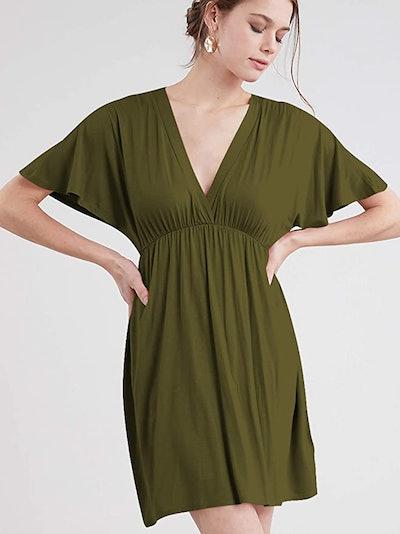 Lock and Love Short Sleeve Dress