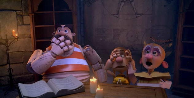 'Harvie and the Magic Museum' is a film from the Czech Republic.