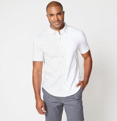 Nautica White Harbor Shirt