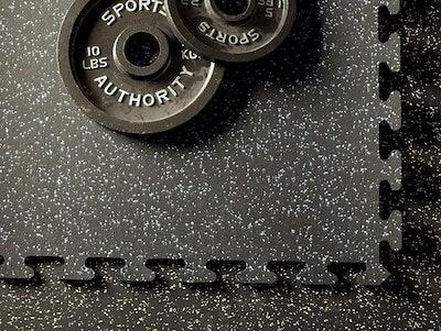 American Floor Mats Fit-Lock Rubber Tiles