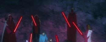 star wars visions ninth jedi