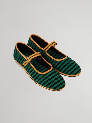 Bambina Mercado Verde Shoes