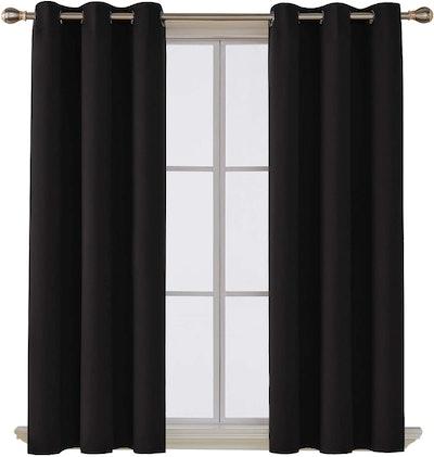 Deconovo Room Darkening Insulated Curtain