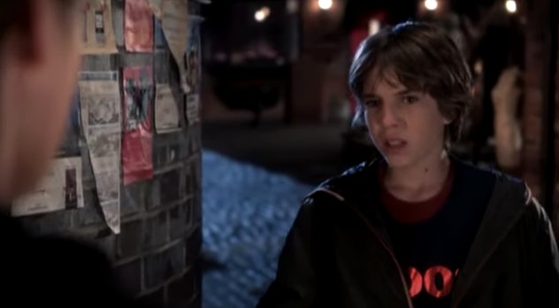 'The Boy Who Cried Werewolf' first aired on Nickelodeon.
