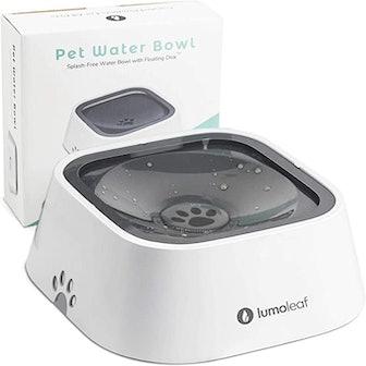 LumoLeaf Pet Water Bowl