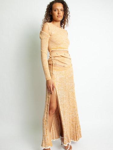 Deconstruct L/Sleeve Knit Dress