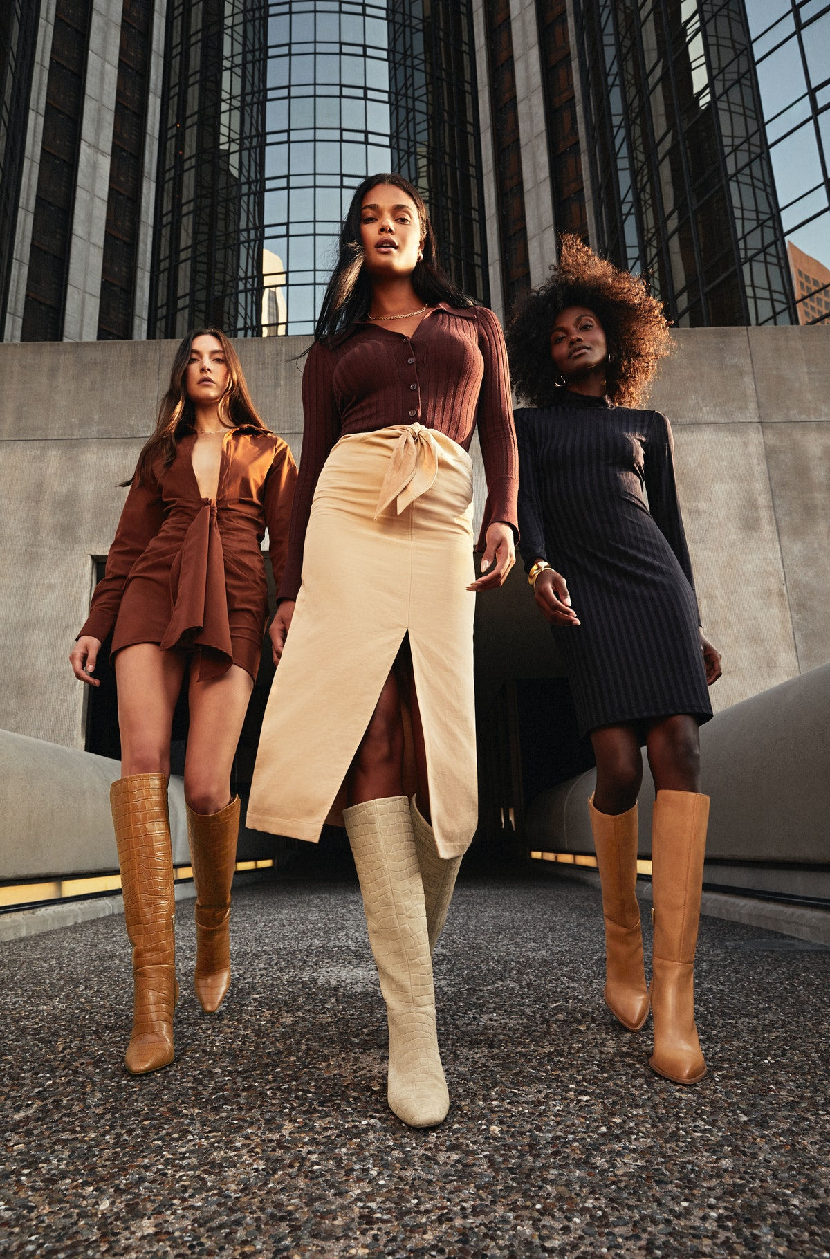 Vince Camuto Fall 2021 campaign.