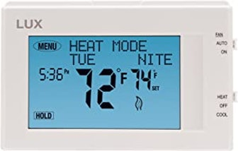 Lux Products Touchscreen Thermostat