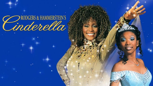 Rodgers & Hammerstein's Cinderella is a made for TV movie on Disney+