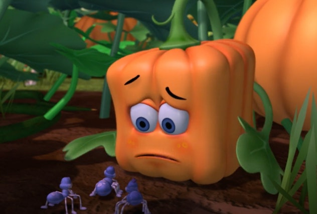 'Spookley the Square Pumpkin' is streaming on Netflix.