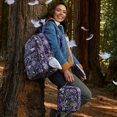 This new Vera Bradley 'Harry Potter' collection is inspired by characters from the Forbidden Forest.