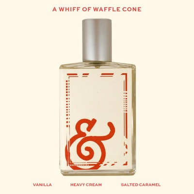 A Whiff Of Wafflecone