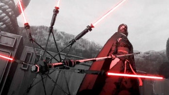 """Star Wars: Visions Episode 1, """"The Duel."""""""