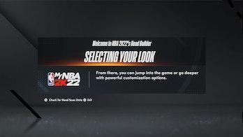 nba 2k22 upload face scan