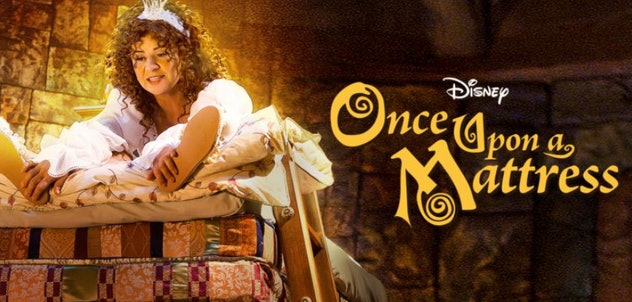 'Once Upon A Mattress' is a 2005 romantic comedy on Disney+