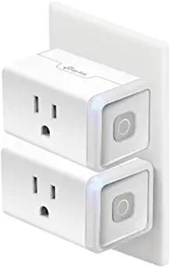 Kasa Smart Outlet (2-Pack)