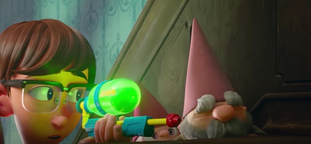 'Gnome Alone' is streaming on Netflix.
