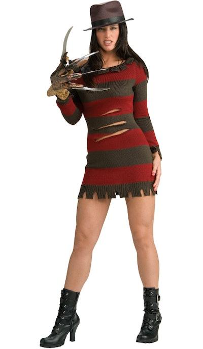 Adult Freddy Krueger Costume for Halloween