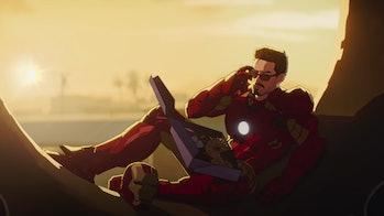 Tony Stark What If kang theory