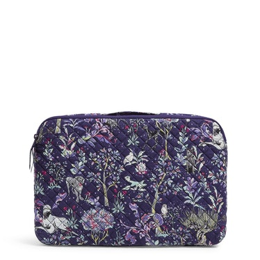 The Vera Bradley X 'Harry Potter' Forbidden Forest Collection features a laptop bag.