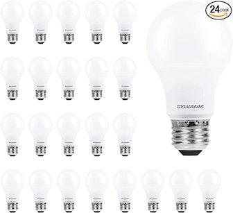 SYLVANIA ECO LED A19 Light Bulb (24-Pack)