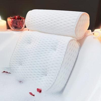 AEROiVi Bathtub Pillow Headrest