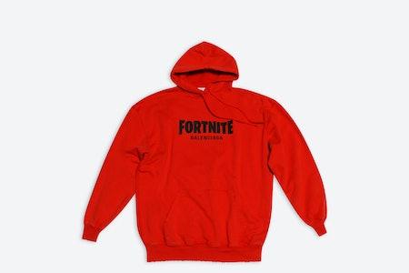 Balenciaga Fortnite Hoodie
