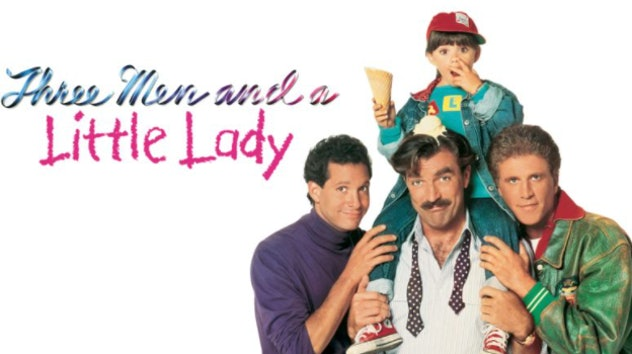Three Men and a Little Lady is available to stream now on Disney+