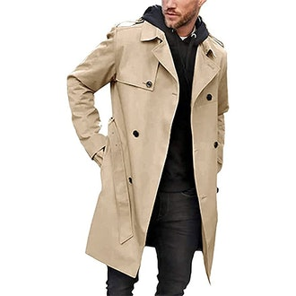 Gafeng Trench Coat