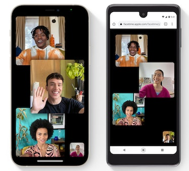 Here's how to FaceTime Android phones on iOS 15 with shareable links.