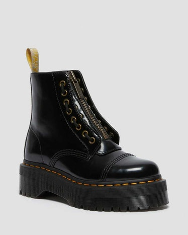 Vegan Sinclair Platform Boots