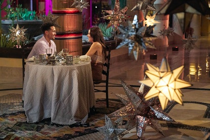 Thomas Jacobs and Becca Kufrin enjoy a date during 'Bachelor in Paradise.'