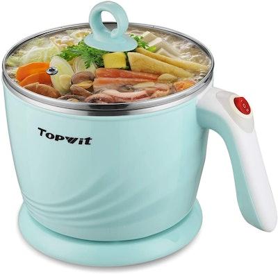 Topwit Electric Hot Pot Mini