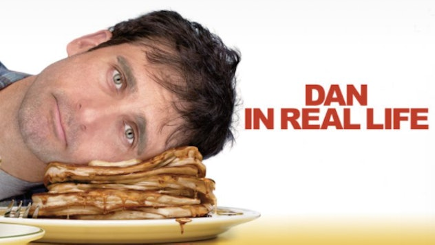 Dan in Real Life is a rom-com available to steam on Disney+
