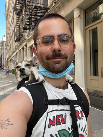 K9 Sport Sack review dog backpack review that's worth the price