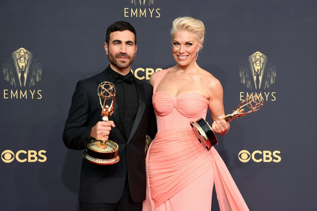 Here is the 2021 Emmys winners list