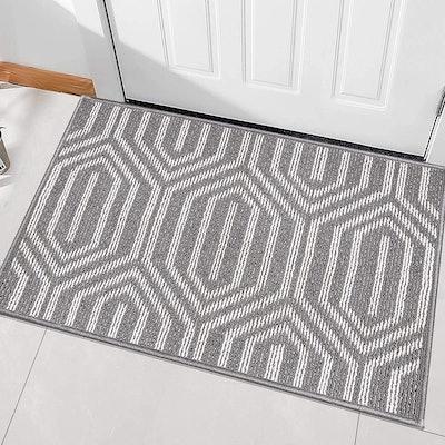 Hicorfe Geometric Indoor Doormat
