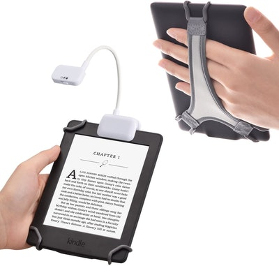 TFY Clip-on LED Reading Light for Kindle