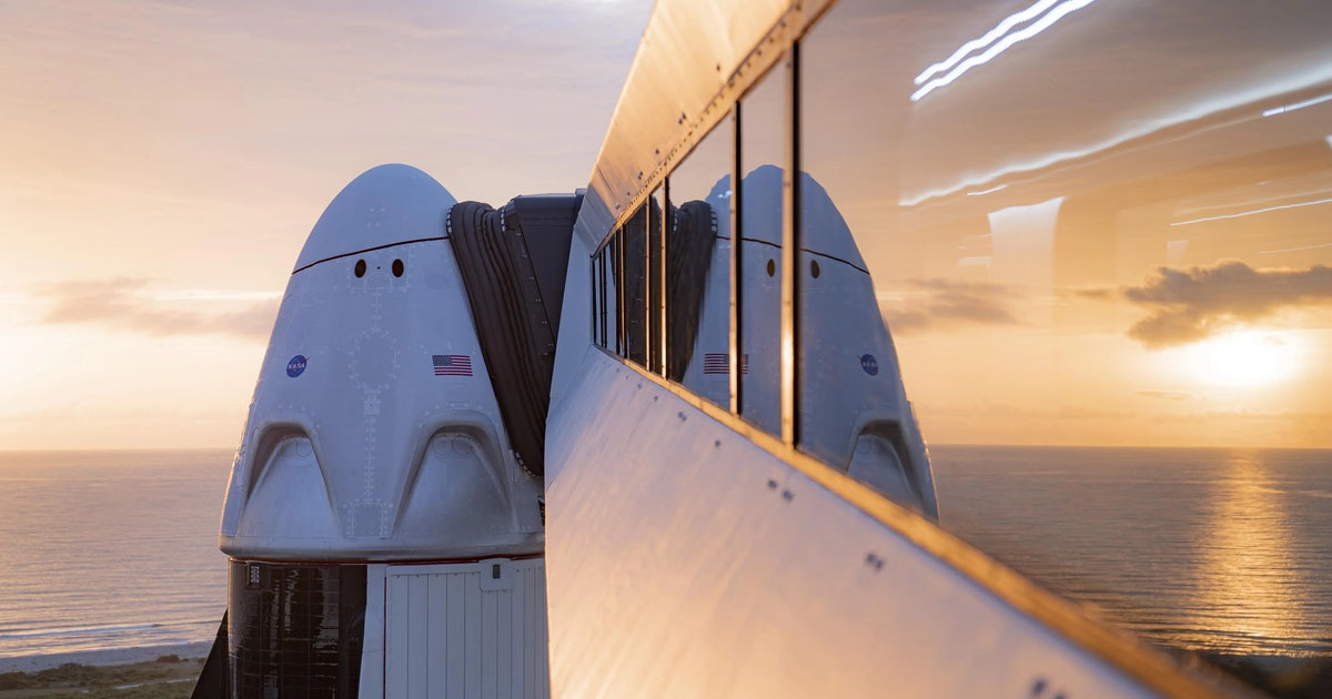 SpaceX: After Inspiration4, Elon Musk hints at Starlink upgrade for Dragon