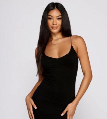 The One You Need Mini Dress