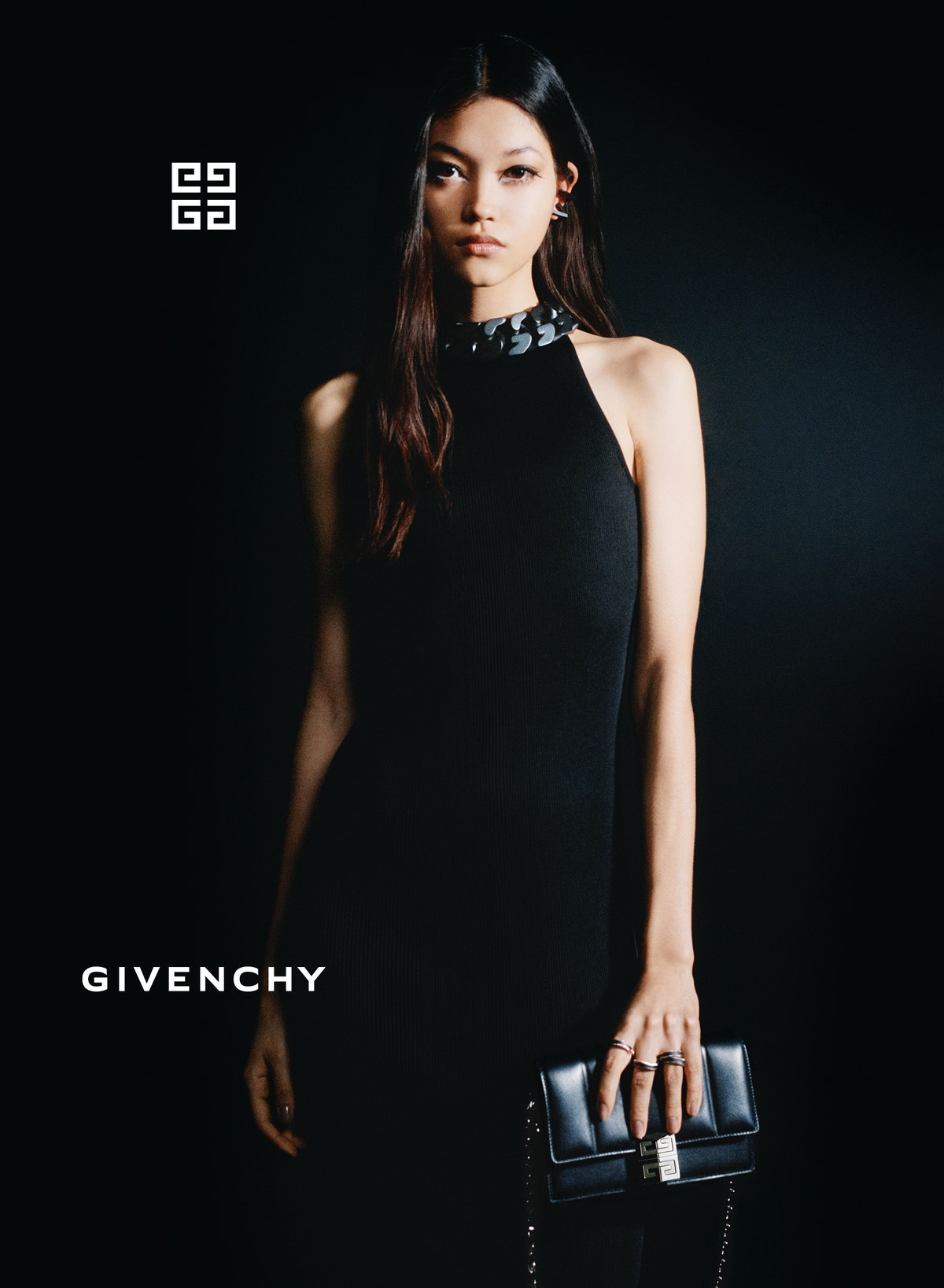 Givenchy Fall 2021 campaign.