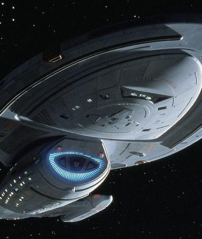Voyager spaceship
